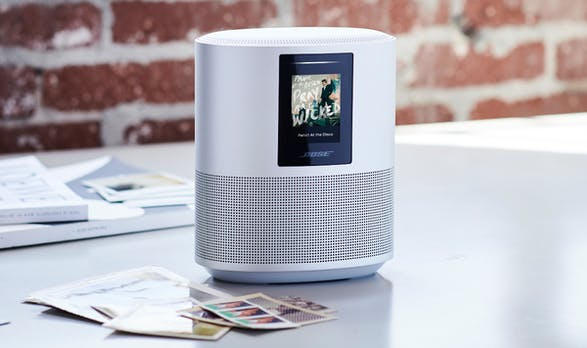 Home Speaker 500: Bose stellt smarten Lautsprecher mit Alexa-Unterstützung vor