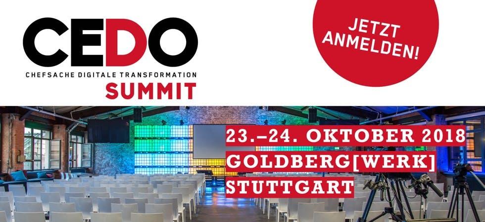 CEDO-Summit 2018