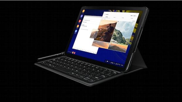 Galaxy Tab S4. (Bild: Samsung)