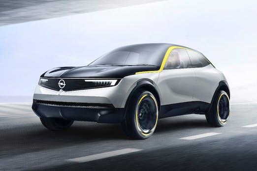 GT X Experimental: So stellt Opel sich seine elektrische Zukunft vor