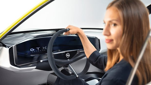 Elektro-SUV Opel GT X Experimental. (Foto: Opel)