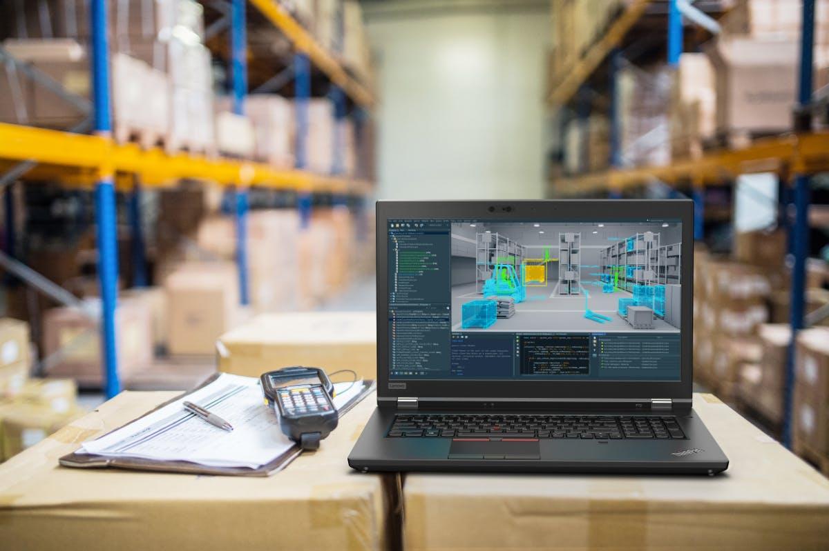 Lenovo Thinkpad P1 und P72: Neue mobile Workstation-Notebooks kommen mit bis zu 128 Gigabyte RAM