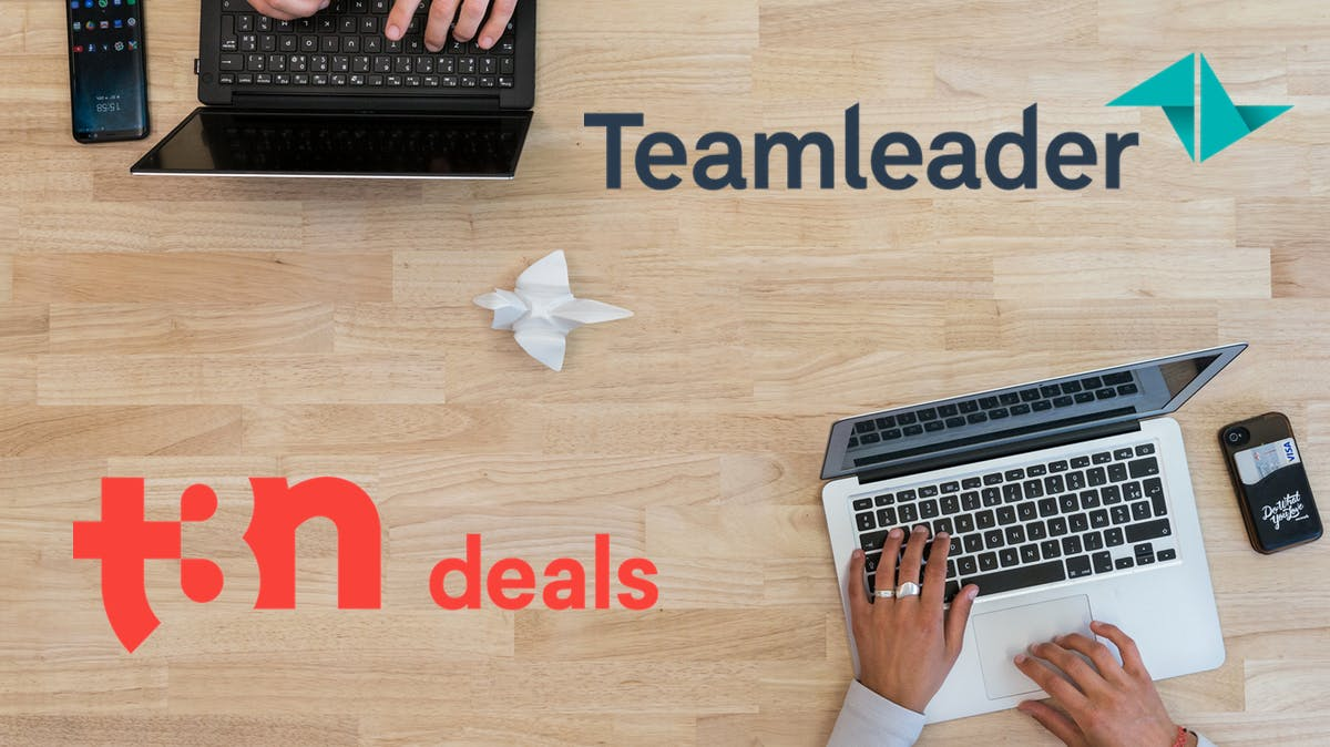 t3n Deals: Sichert euch exklusiv 25 Prozent Rabatt auf das CRM-Tool von Teamleader