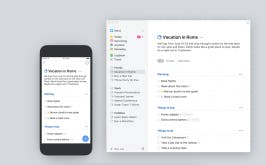 Taskmanagement mit dem Produktivitätstool Things App