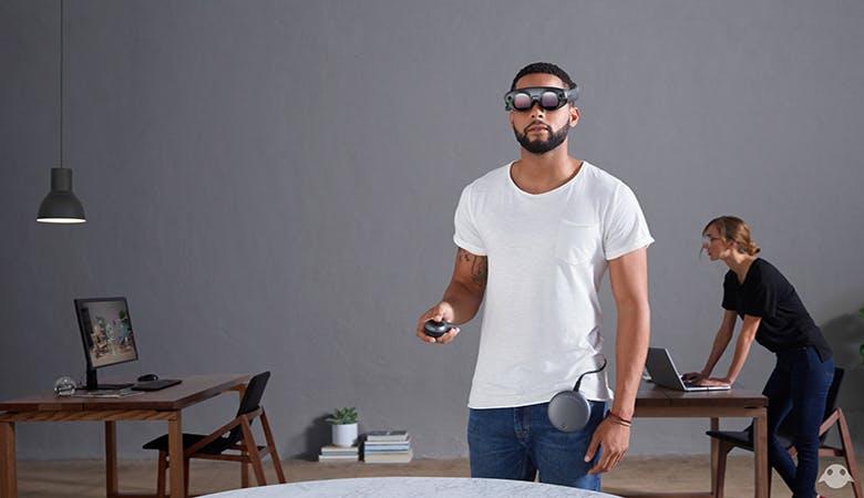 VR-Erfahrung
