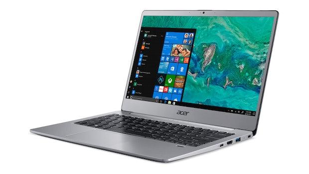 Das neue Swift 3 von Acer. (Foto: Acer)