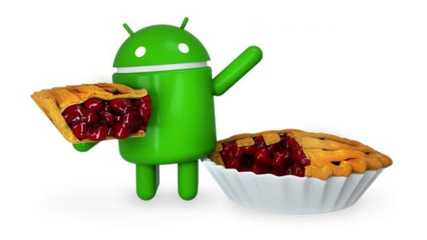 Android 9.0 Pie ist fertig. (Bild: Google)