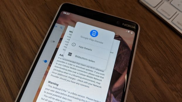 Android 9 Pie im Test: Das bringt das nächste große Update