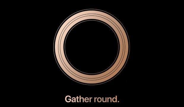 Das iPhone Xs kommt am 12. September 2018. (Screenshot: Apple)