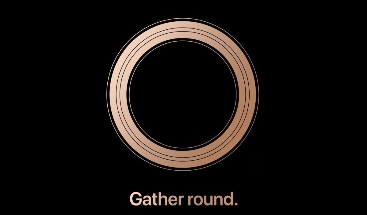 iPhone Xs kommt: Apple lädt zum Event am 12. September 2018 ein
