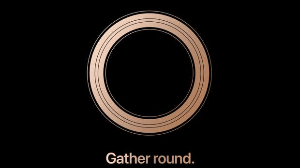iPhone Xs kommt: Apple lädt zum Event am 12. September 2018 ein