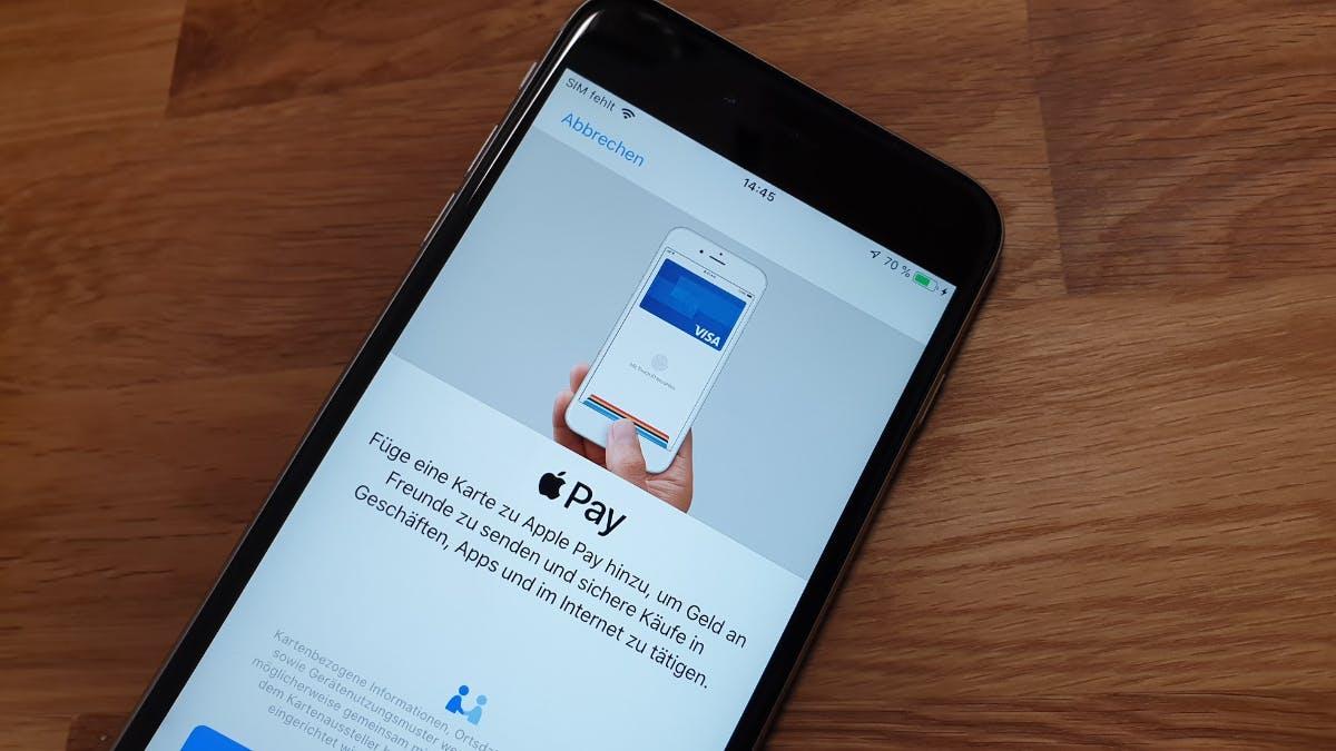 Apple Pay in Deutschland: Auch die Consorsbank ist dabei