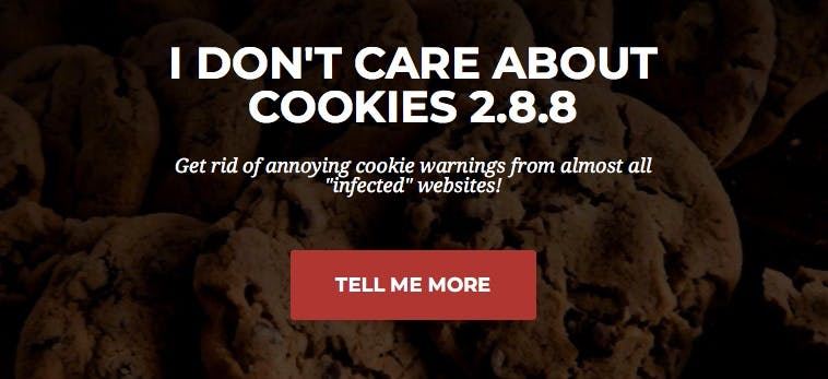 So wirst du nervige Cookie-Warnungen für immer los