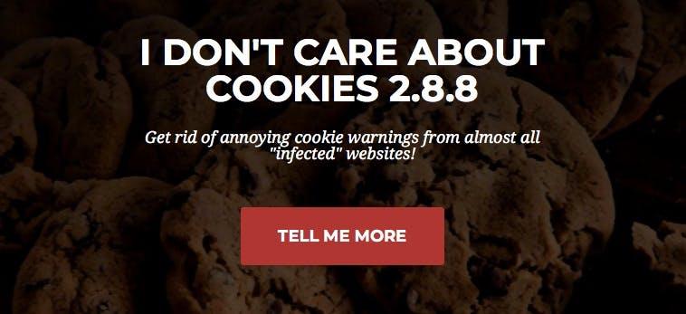 So wirst du Cookie-Warnungen für immer los