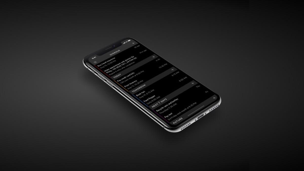 Neues Theme und mehr: Version 3 der To-do-App Due ist da