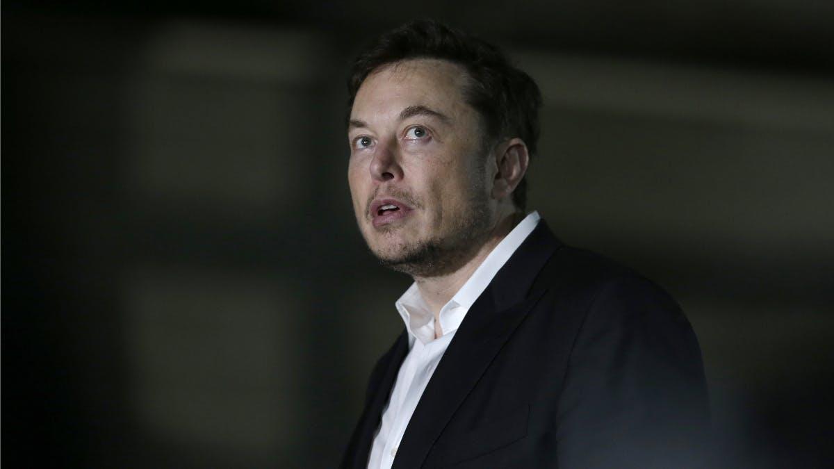 """Elon Musk: """"Ich habe Freunde, die sehr besorgt sind"""""""