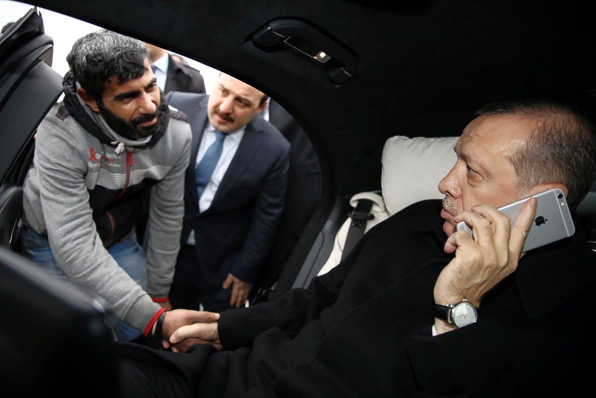 Erdogan kündigt an die US-Elektronik zu boykottieren