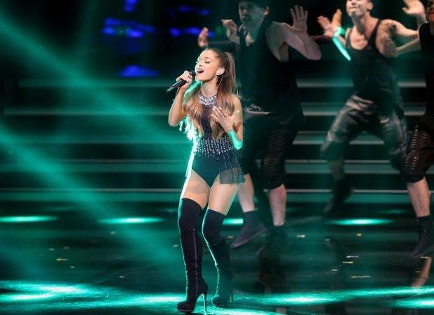Konzert von Ariana Grande in Berlin. Tickets gibt es oft nur über Eventim.