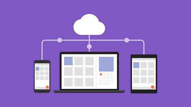 Cloud Firestore ist eine NoSQL-Datenbank, mit der ihr eure Daten zwischen mobilen Apps wie auch Web-Apps synchronisieren könnt. Ihr habt sogar die Möglichkeit, auf die Daten mit Serverless Computing zuzugreifen. Also auch eventbasiert, wenn sich bestimmte Daten ändern. (Grafik: Google)