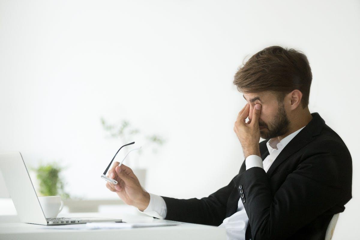 Studie – die Arbeitskraft wird durch Digitalstress geschwächt