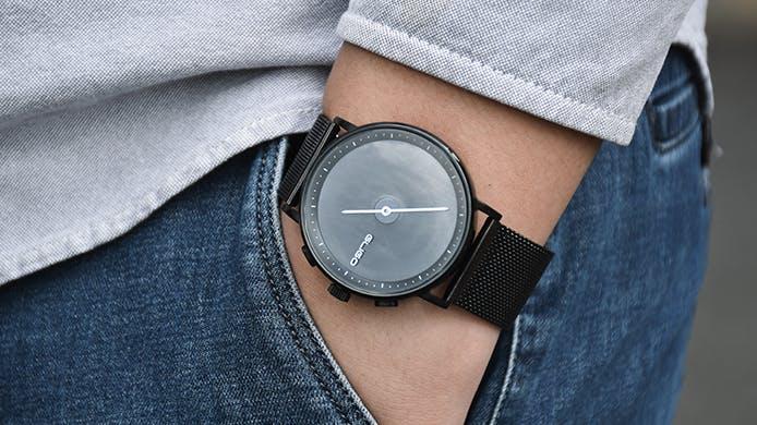 Gligo: Diese Smartwatch punktet mit langer Akkudauer und schickem Design