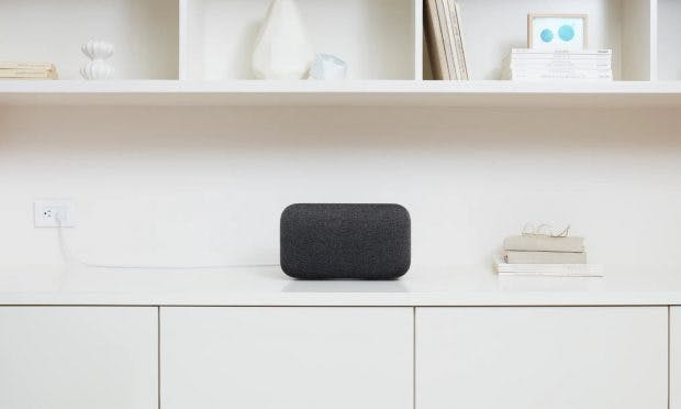 Google Home Max. (Bild Google)