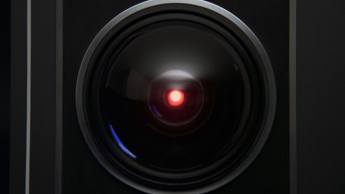 HAL 9000: Die kultige Film-KI kommt als Smart-Speaker zurück