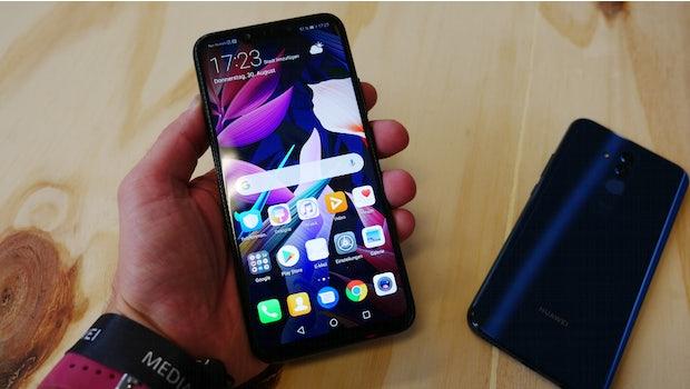 Huawei Mate 20 Lite. (Foto: t3n.de)