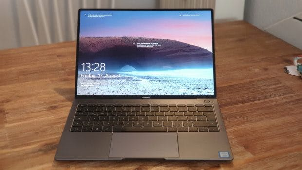 Huawei Matebook X Pro. (Foto: t3n.de)