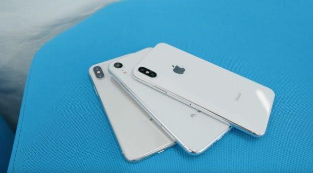 In diesem Jahr wird Apple drei iPhone-Modelle präsentieren. (Bild: MKBHD)