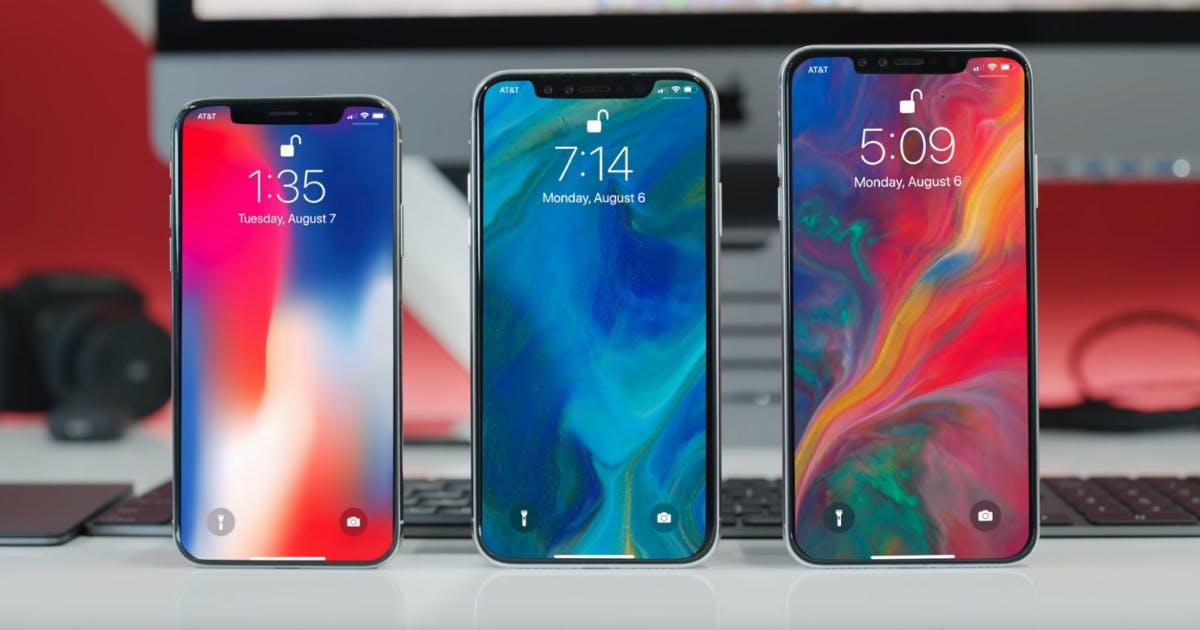 iPhone Xs: So sehen sie aus, das haben sie wohl unter der Haube