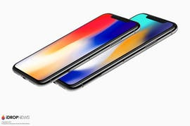 iPhone X Plus (2018) Renderbild (Bild: iDrop News)