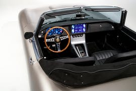 Jaguar E-Type Zero. (Foto. Jaguar Classic)