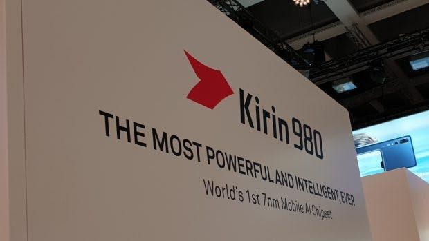 Der Kirin 980 ist laut Huawei der erste 7-Nanometer-Ki-Chip. (Foto:t3n.de)