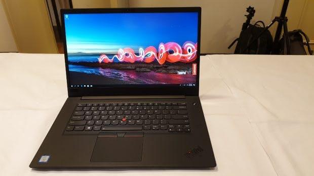 Lenovo Thinkpad X1 Extreme. (Foto: t3n.de)