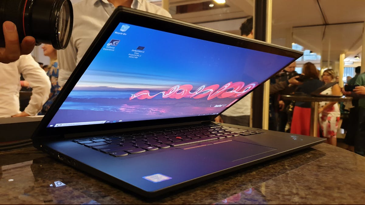 Lenovo Thinkpad X1 Extreme: Neues High-End-Notebook mit ordentlich Power