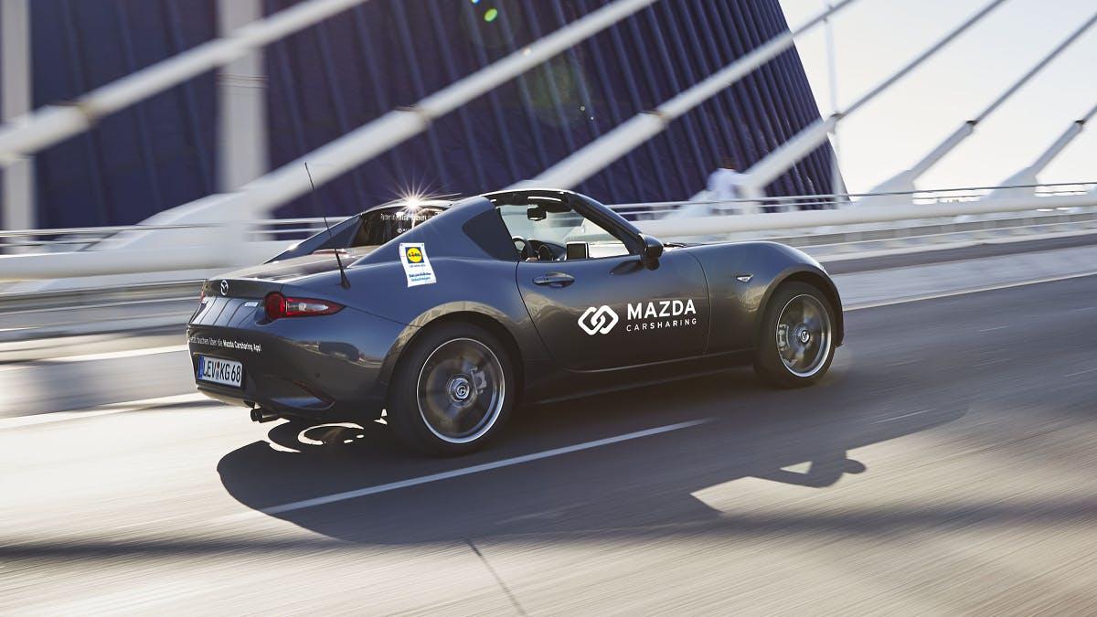 Lebensmitteldiscounter steigt ins Carsharing ein: Lidl kooperiert mit Mazda