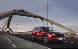 Mazda Carsharing soll bis Ende August 2018 insgesmat 850 Fahrzeuge auf die Straße bringen. (Foto: Mazda Carsharing)