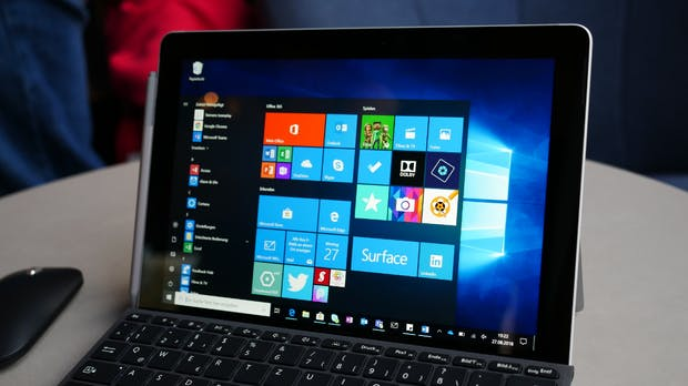 Surface Go ausprobiert: Microsofts kleinstes 2-in-1 – nicht stark, aber gut