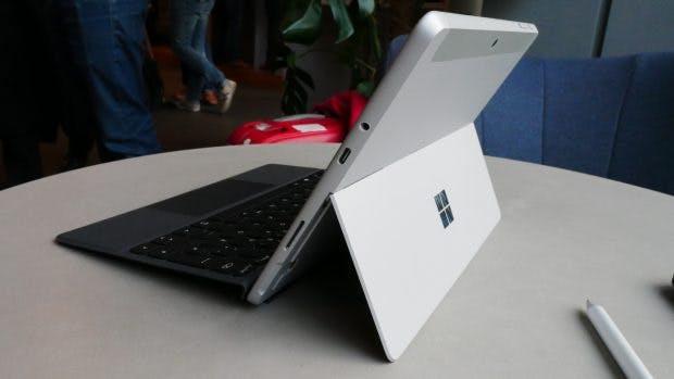 Surface Go. (Foto: t3n.de)