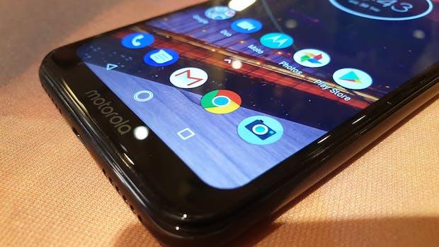 Motorola One. (Foto: t3n.de)