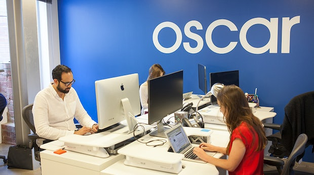Oscar Health: Google-Mutter steckt 375 Millionen US-Dollar in Tech-Krankenversicherung
