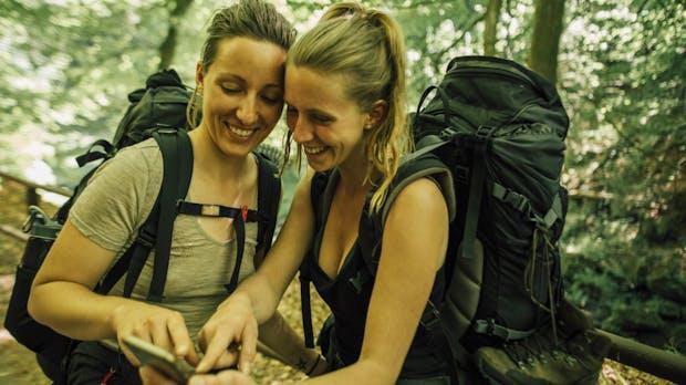 Härter als der Rest: Das können Outdoor-Smartphones