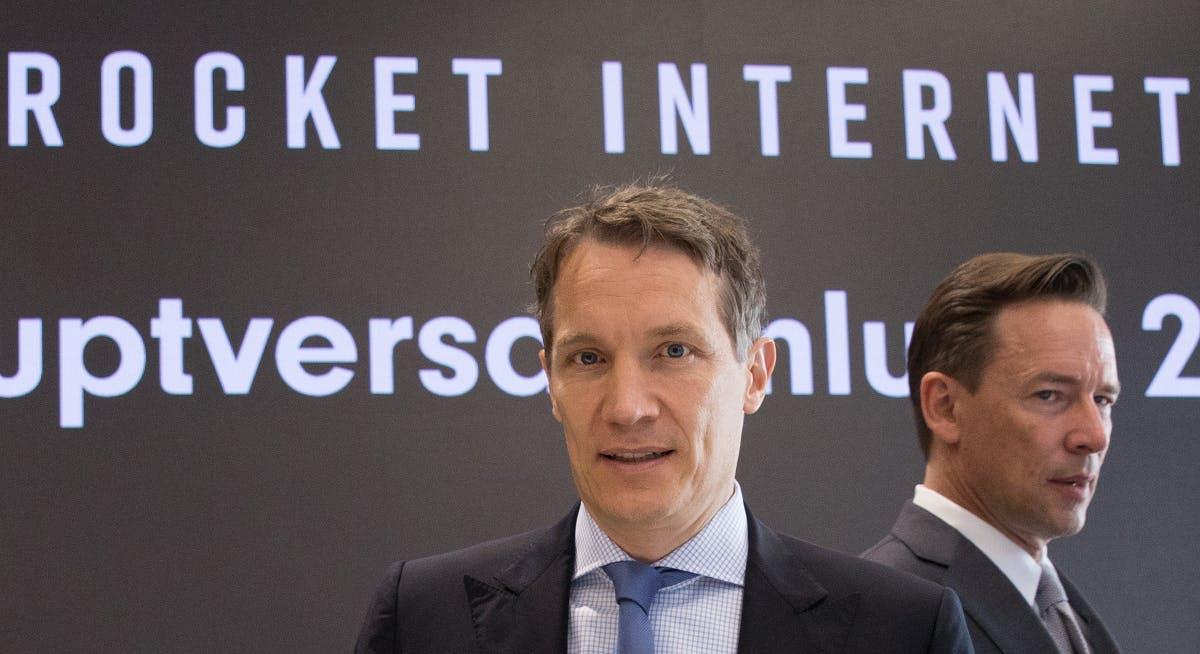 Rocket Internet: Finanzvorstand Peter Kimpel verlässt die Startup-Fabrik