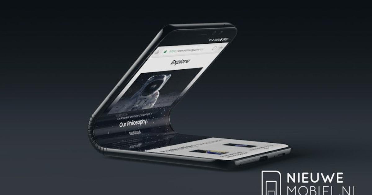 Faltbares Samsung-Smartphone kommt nach Europa