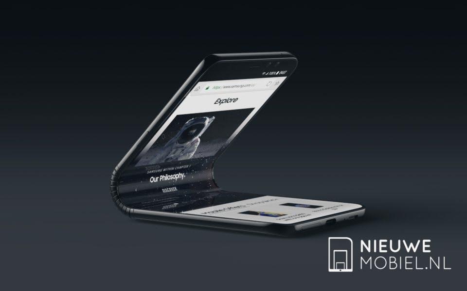 Ein faltbares Smartphone von Samsung: Tablet für die Hosentasche kommt auch nach Europa
