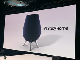 Samsung Galaxy Home. (Bild: MKBHD)