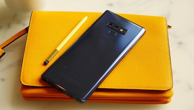 Samsung Galaxy Note 9. (Foto: t3n)