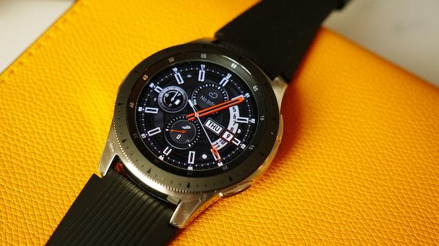Samsung Galaxy Watch: Neue Modelle mit sieben Tagen Laufzeit