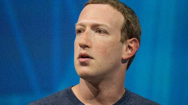 Facebook ist nicht in der Krise. Facebook ist die Krise